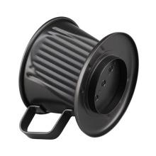 Kaffeefilterkegel - schwarze Nummer 2-Filter