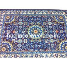 Die meisten modernen gedruckten Velour Teppich