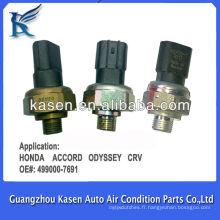 Détecteur de pression CA automatique Transducteur Pressostato pour HONDA ACCORD ODYSSEY CRV 499000-7691