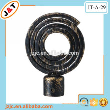 painting window curtain telescopic steel pole, connecting rod accessories parts