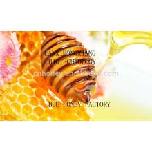 Mel de acácia de melocotão natural de alta qualidade