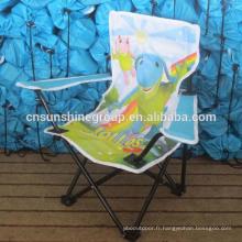 Chaise de qualité pliage dessin animé enfants