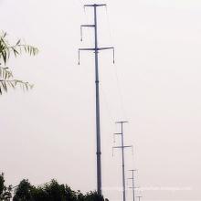 110 kV Transmission de puissance linéaire Pôle d'acier