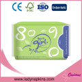 breathable sanitary pads