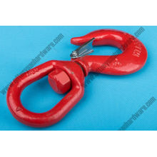 Qingdao Manufacturer Drop Forged 322A/C Swivel Hook