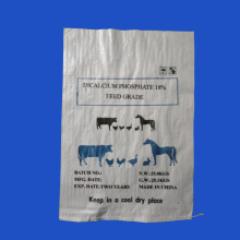 Polypropylen 55-120GSM PP Eco Woven Sacks Bag