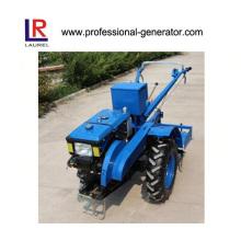 9.7kw Zwei-Rad-Traktor Walking Traktor mit Zahnradantrieb