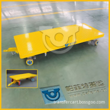 low global size long service life Non-power Towed Trailer