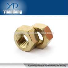 DIN 934 Brass Nuts