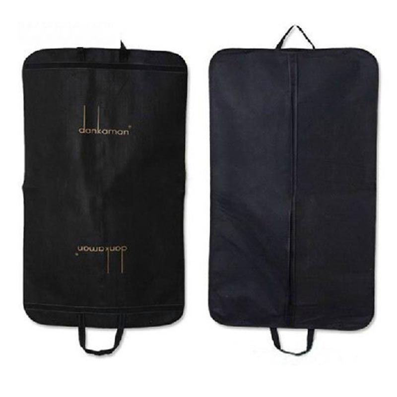 Foldable gown garment bag