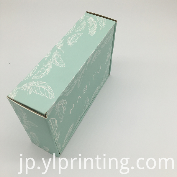 3 Layer Corrugated Package