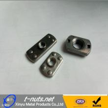 Auto Flat Weld Nuts