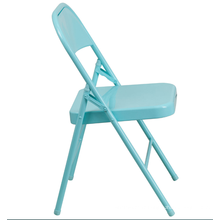 commerce de gros empilable commercial chaise pliante événement de mariage superposable commercial chaise pliable