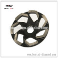 Concrete Grinding Disc with L-shape Segment