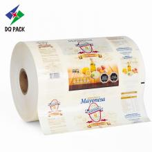 Flexibles Verpackungsrollenmaterial für Lebensmittelverpackungen
