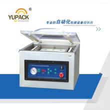 Machine d'emballage sous vide de bureau automatique Dz400t