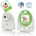 2.4'' LED Display Night Vision Wireless Baby Monitor