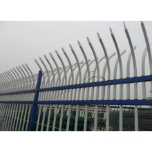 Colored Galvanized Metal Fencing (SGS Certified Factory)