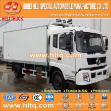 DONGFENG 4x2 15 Tonnen Kühlraum LKW in gutem Zustand heißer Verkauf