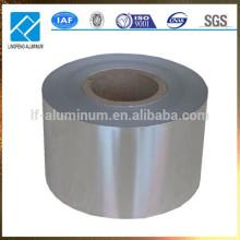 Бумага из необработанного материала с алюминиевой фольгой