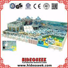 Завод по производству развлекательного оборудования Ice Castle для детей