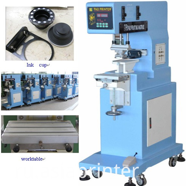 1 Colour tampo printing machinery for pens