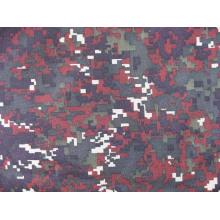 Fy-DC16 600d Oxford Camouflage Numérique Impression Tissu en Polyester