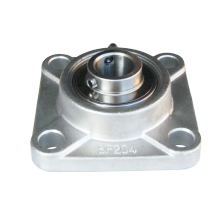Stainless Steel Mounted Unit Bearing SSUCF200SB Series