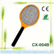 Raquette électronique rechargeable de moustiques de ventes chaudes sans lumière