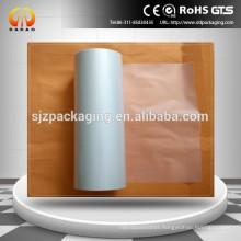 125 mic matte white pet film for hot plate