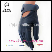 fashion leather driving glvoes women