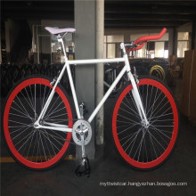 Manufacturer Factory OEM Customize 700c Colorful Bullhorn Bar USA Purecycle Fixed Gear Bike Fixie Bicycle