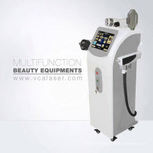 Épilation exquise Elight (IPL) + Unipolar RF + laser beauté machine, lifting de la peau, retrait de tatouage