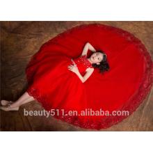 girl sleeping without dress flower girl dress scoop neckline sleeveless baby dresses ED754