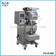 Shanghai YuO price of sugar packaging machine