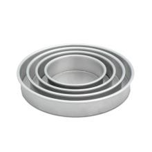 Профессиональная круглая форма для выпечки с антипригарным покрытием