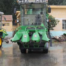 new self propelled corn harvester machine