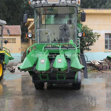 mesin pemanen jagung baru self propelled