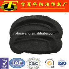 La materia prima abrasiva pulveriza alúmina fundida negro para la venta