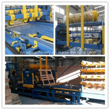 Sf901 Automatic Wood Pallet Nailing Line Machine