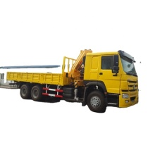 Guindaste montado em caminhão de 16 toneladas de altura de elevação
