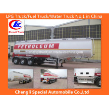 Aluminium Alloy Fuel Tank Trailer Stainless Steel Fuel Tank Trailer Oil Tank Trailer