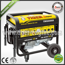 TIGER HIGH QUALITY TNG6500A 5.5KW /13HP GASOLINE GENERATOR