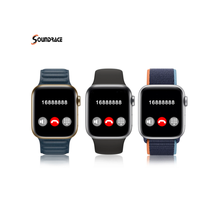 Quick charge smart watch waterproof