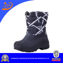 Fashion Oxford Fabric Upper Winter Snow Boots for Kids