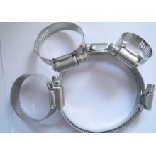 16 - 27mm Adjustable American Automotive Hose Clamp Stainless Steel
