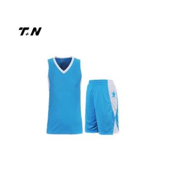 Anpassad sublimering basketjersey, basket uniform