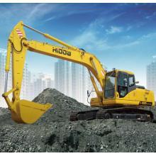 Nouvelle Hidow Excavator 1.2m3 21ton Hot Sale