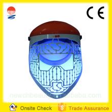 2015 Hot vente led photon face care beauty machine led facial mask