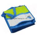 Cusrtom Folded Adjust Strap Printed Glossy Shoulder Bags